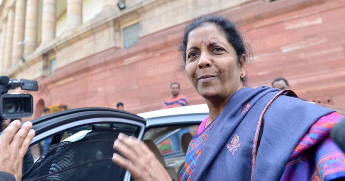 Nirmala Sitharaman criticises Mamata Banerjee and Congress for questioning IAF air strikes