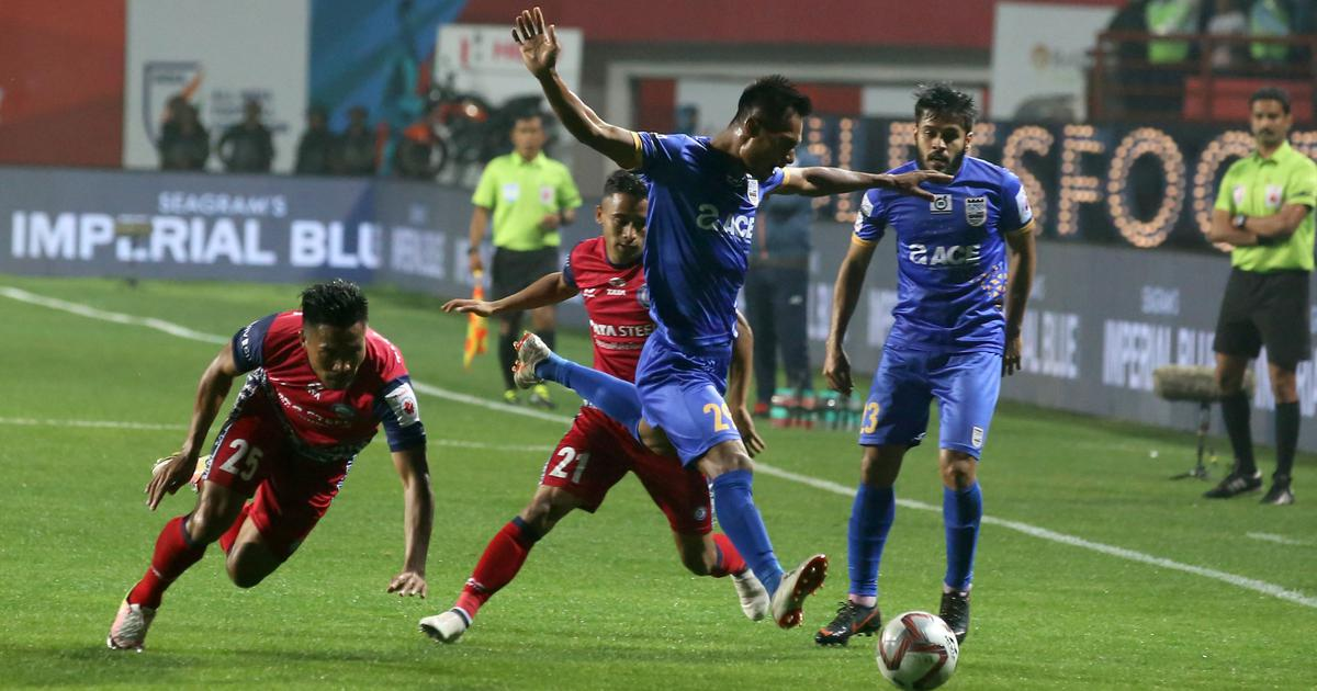 Indian Super League: Jamshedpur defeat Mumbai City 1-0, close in on play-off spot