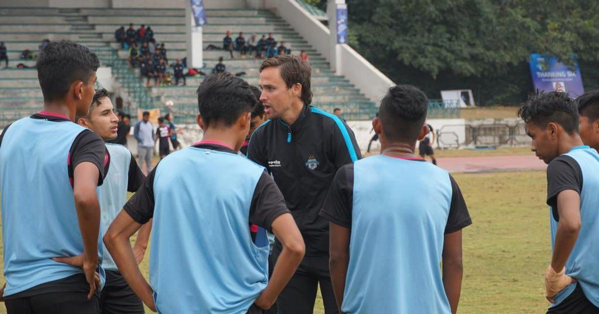 I-League: Paul Munster resigns as head coach of Minerva Punjab citing 'personal reasons'