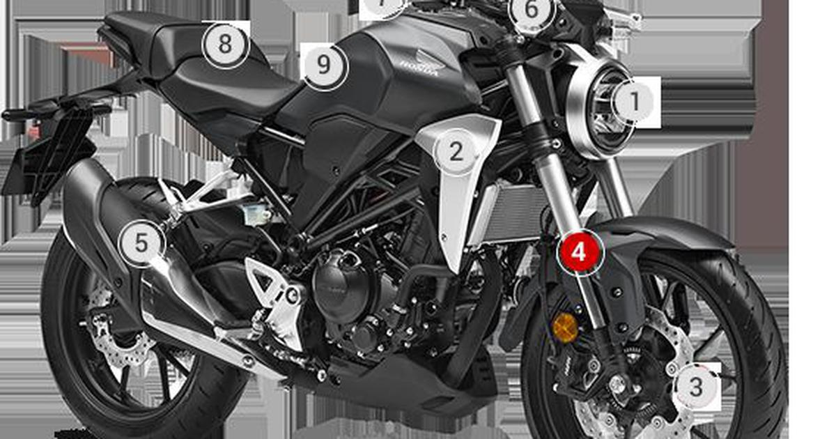 honda introduces new cb300r motorcycle in india priced at rs 2 41 lakh New Bikes in India 2013