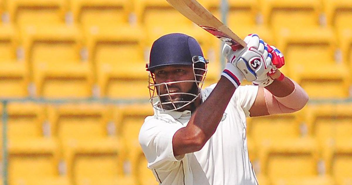 Former India opener Wasim Jaffer becomes first player to make 150 Ranji Trophy appearances