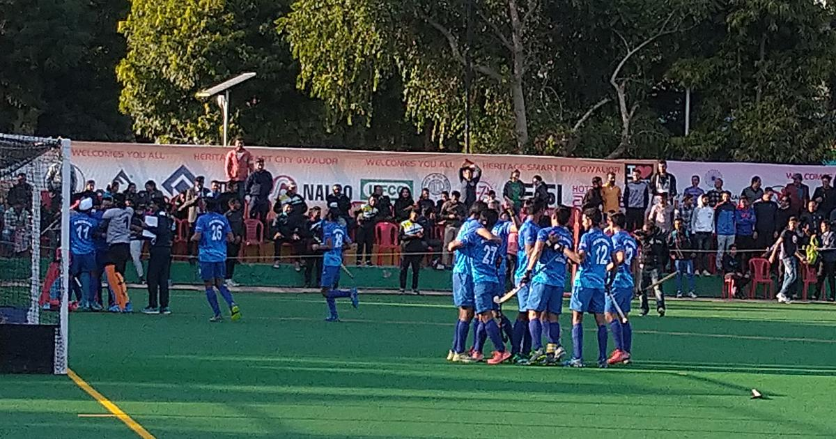 Hockey: Railways book final berth against Punjab at men's nationals after shootout win