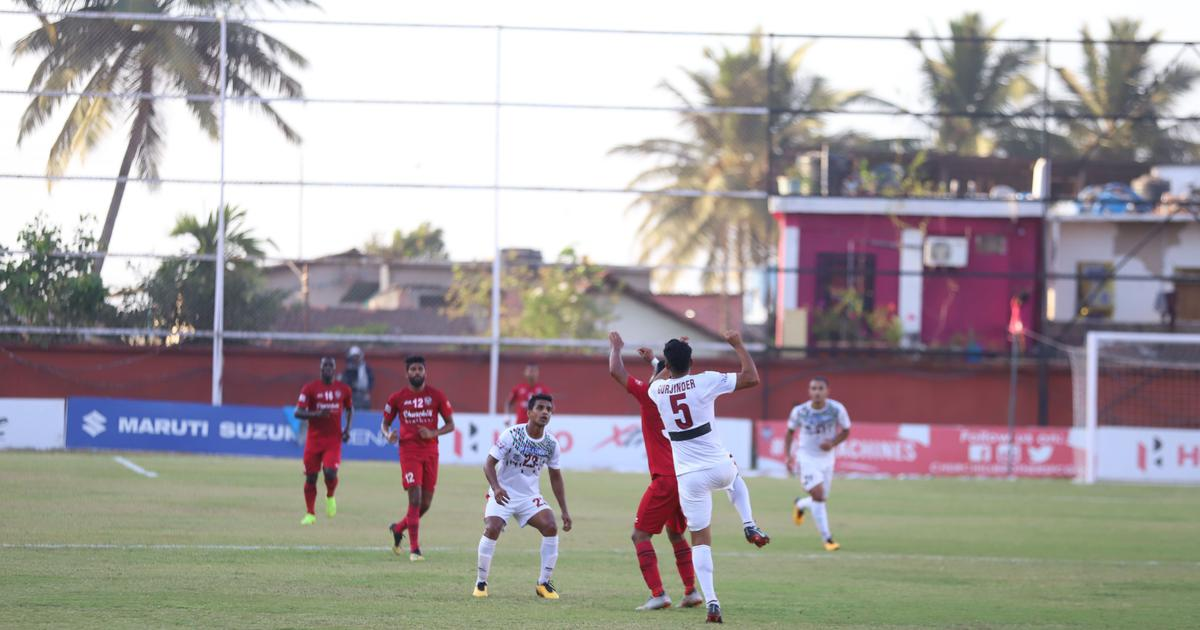 I-League: Churchill Brothers lose ground in title race after 1-1 draw with Mohun Bagan