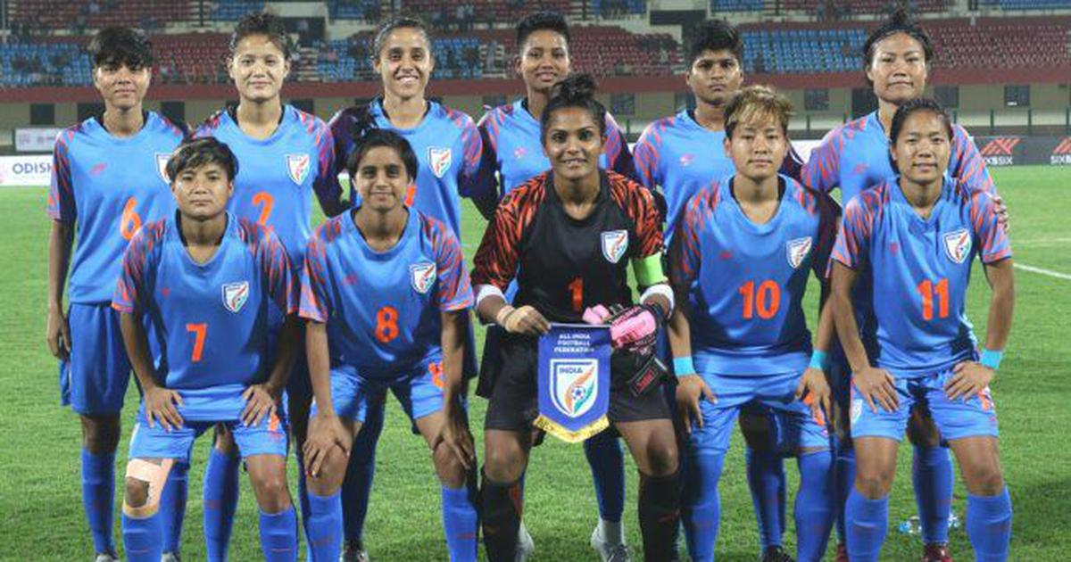 Football: India women jump six places to reach 57th spot in Fifa rankings