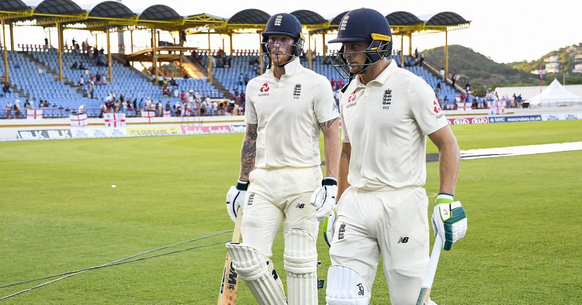 St Lucia Test: Ben Stokes and Jos Buttler lead England recovery after early wickets on day 1