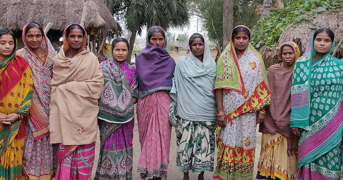 In Odisha, women are on the front line of the battle against climate change