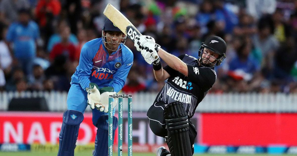 Colin Munro's 40-ball 72 helps New Zealand finish at 212/4 against India in T20I decider
