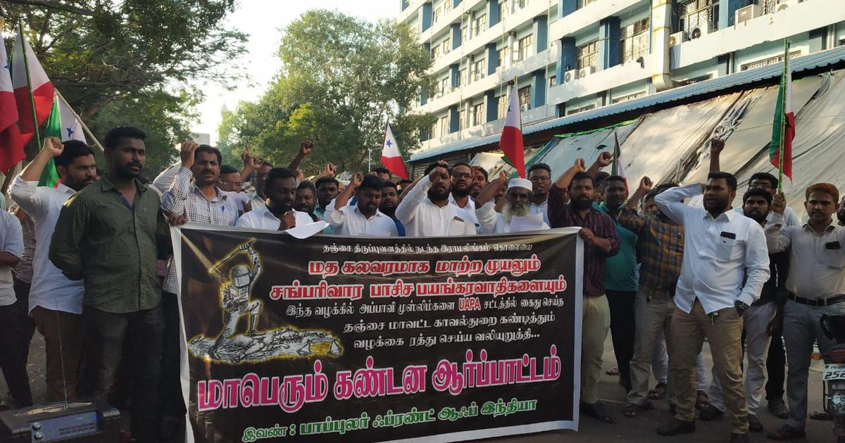 In Thanjavur, murder of man who argued with Muslim preachers creates a cloud of communal tension
