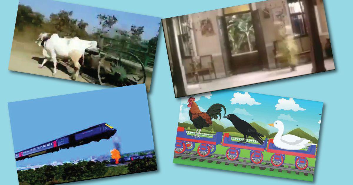 Piyush Goyal's speeded-up train video tickles Twitter: 'Even bullock cart speed has risen up'
