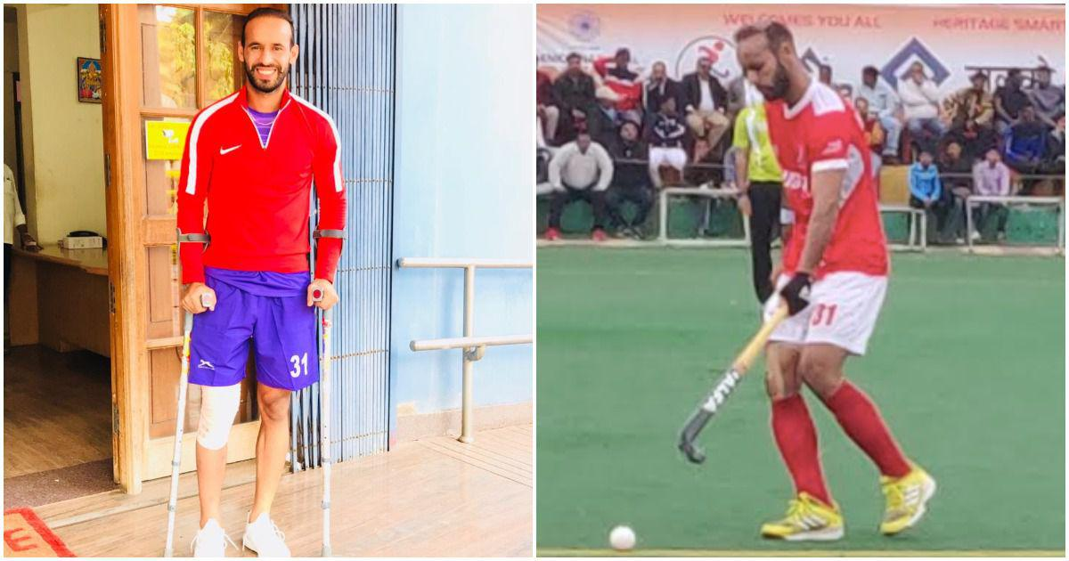 The smile is back: Against all odds, Ramandeep Singh makes an inspirational comeback from injury