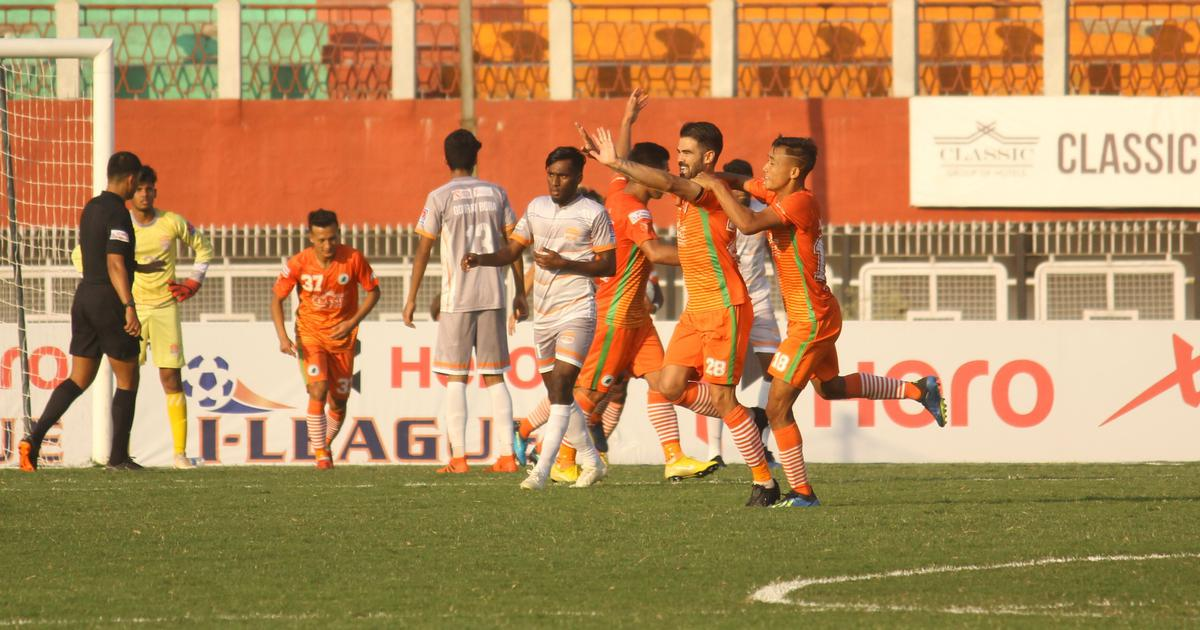 I-League title race heats up after Neroca FC's come-from-behind 3-3 draw against Chennai City FC