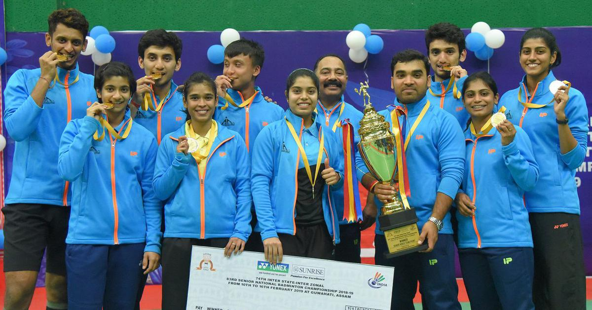 Badminton Inter-State Inter-Zonal: Lakshya Sen helps AAI pip Railways in final to clinch title
