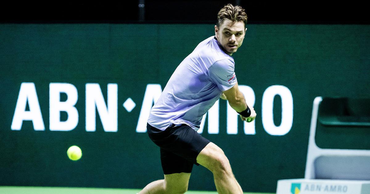 Rotterdam Open: Wawrinka carves out fighting win over Paire; Seppi, Kukushkin advance