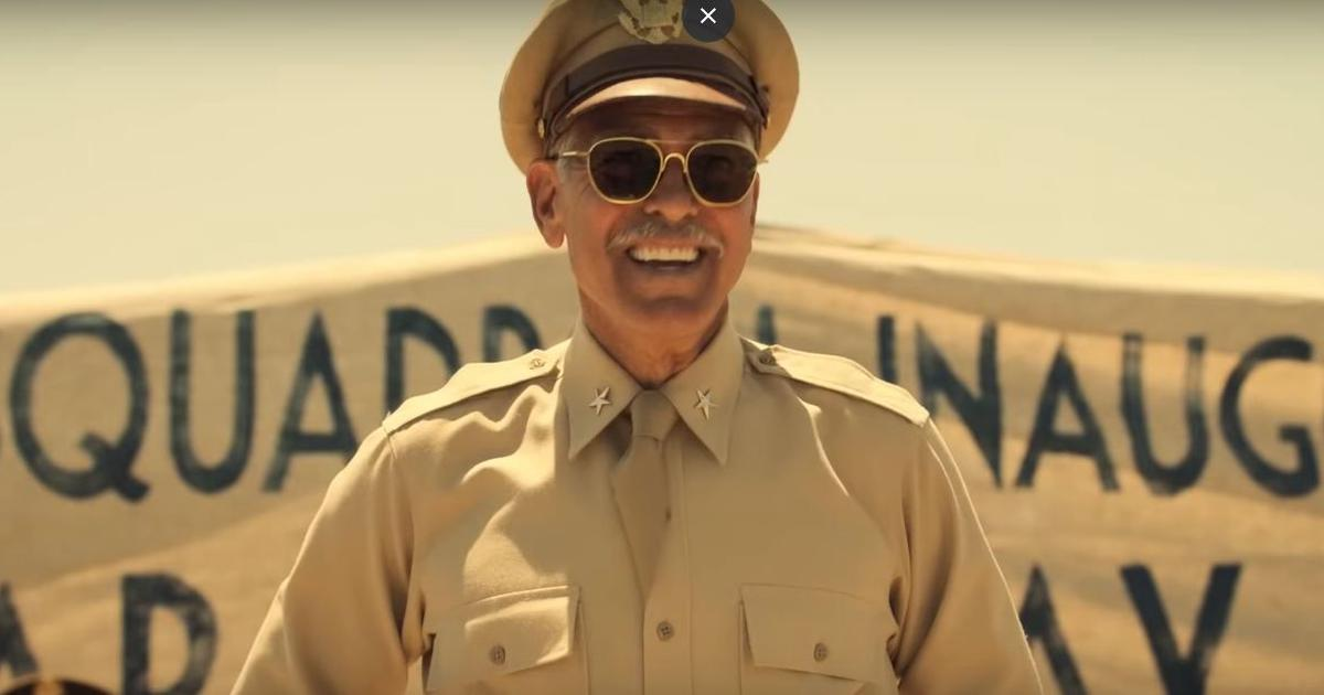 'Catch-22' teaser: Warfare, drama and a zany George Clooney in Hulu series