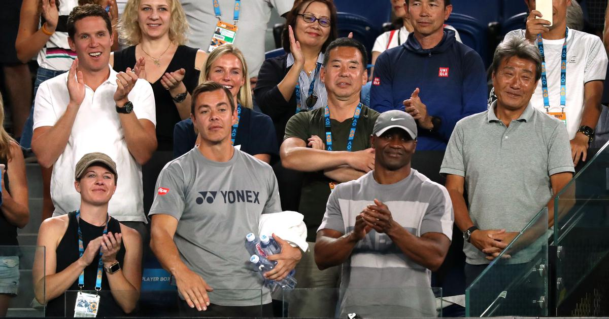 Why did Naomi Osaka split up with Sascha Bajin: The clues during Aus Open and social media theories