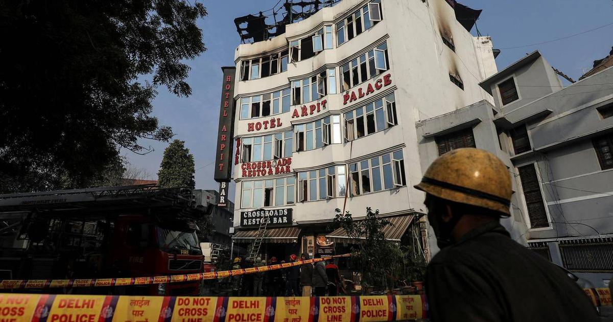 Three people from Kerala in Delhi for wedding among 17 killed in Karol Bagh hotel fire