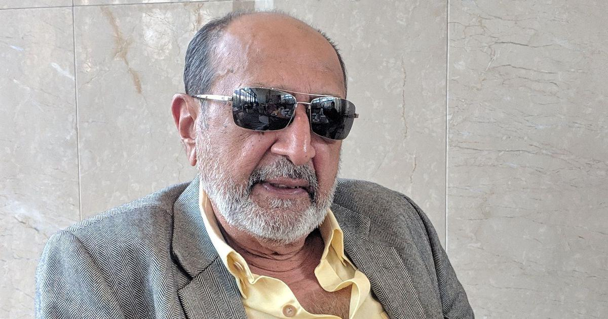 Satyajit Ray, Amitabh Bachchan, 'Pushpak' and three days as Crime Master Gogo: Meet Tinnu Anand