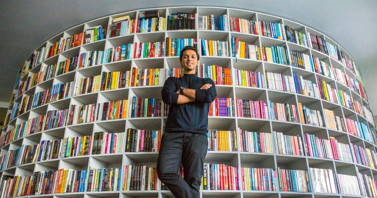 Durjoy Datta: Even bestselling authors can't afford to quit their day jobs in India