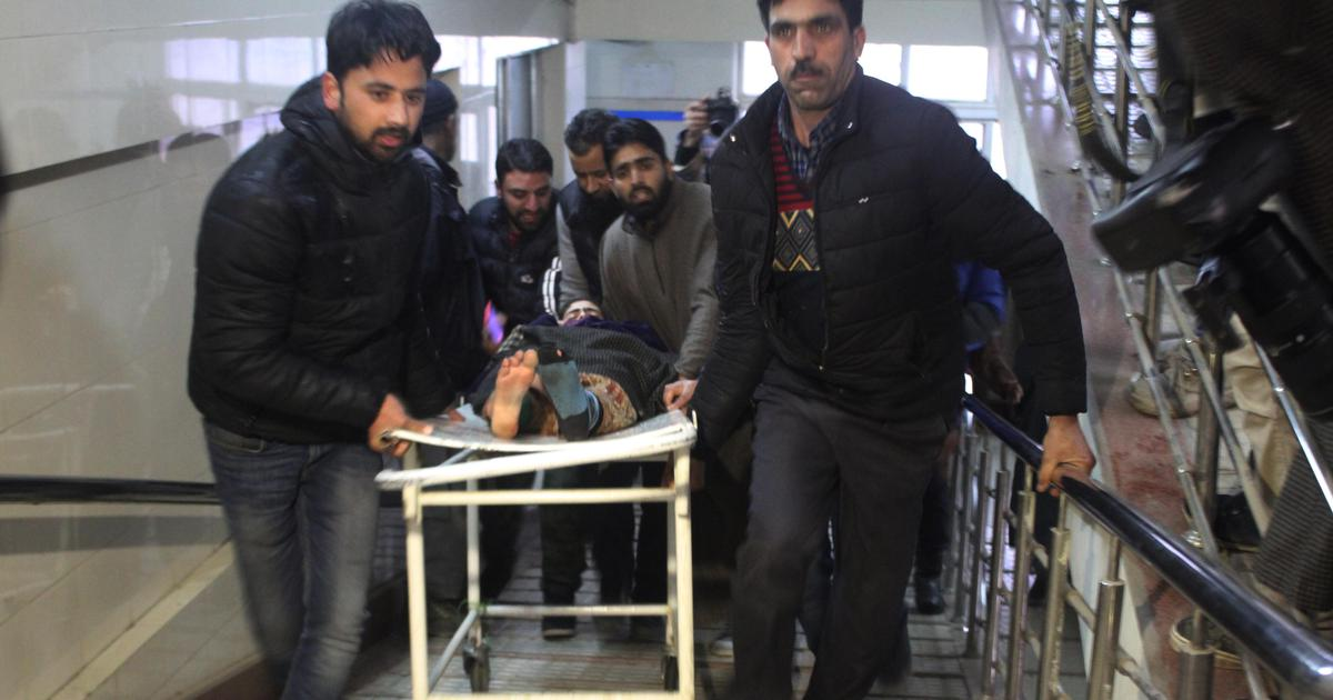 Jammu and Kashmir: At least 12 students injured in blast at Pulwama school, say police