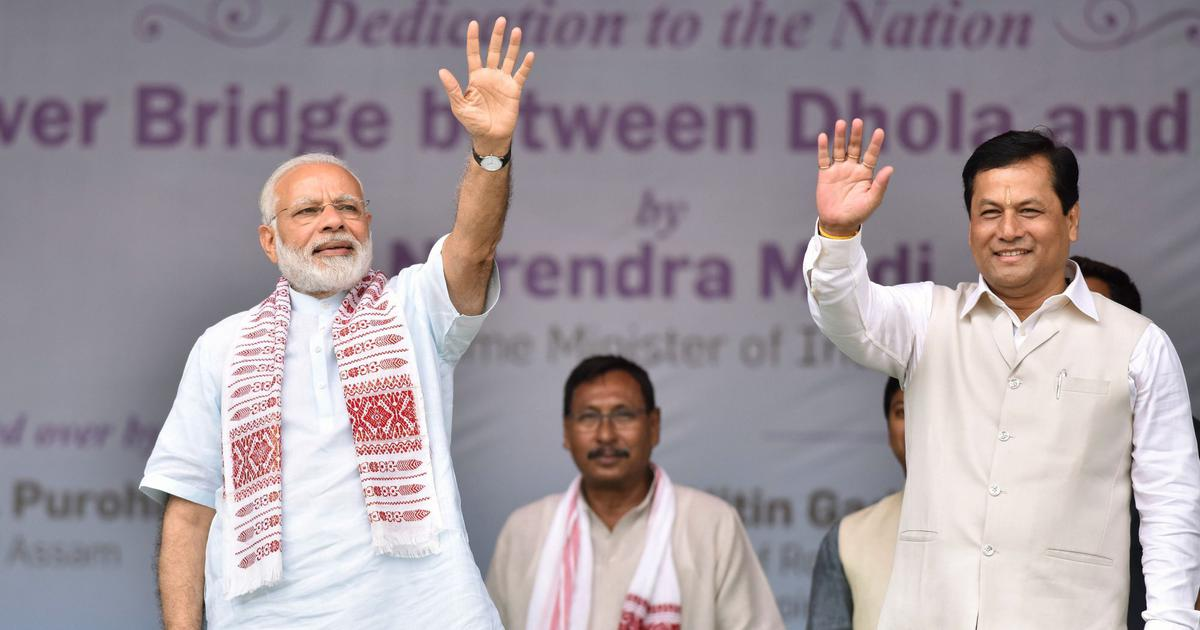 Assam polls: BJP to return for second term as alliance wins 75 seats