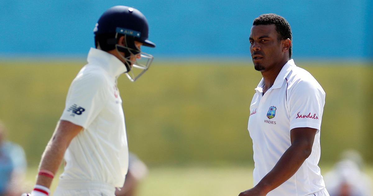 West Indies pacer Shannon Gabriel suspended by ICC for alleged homophobic remark