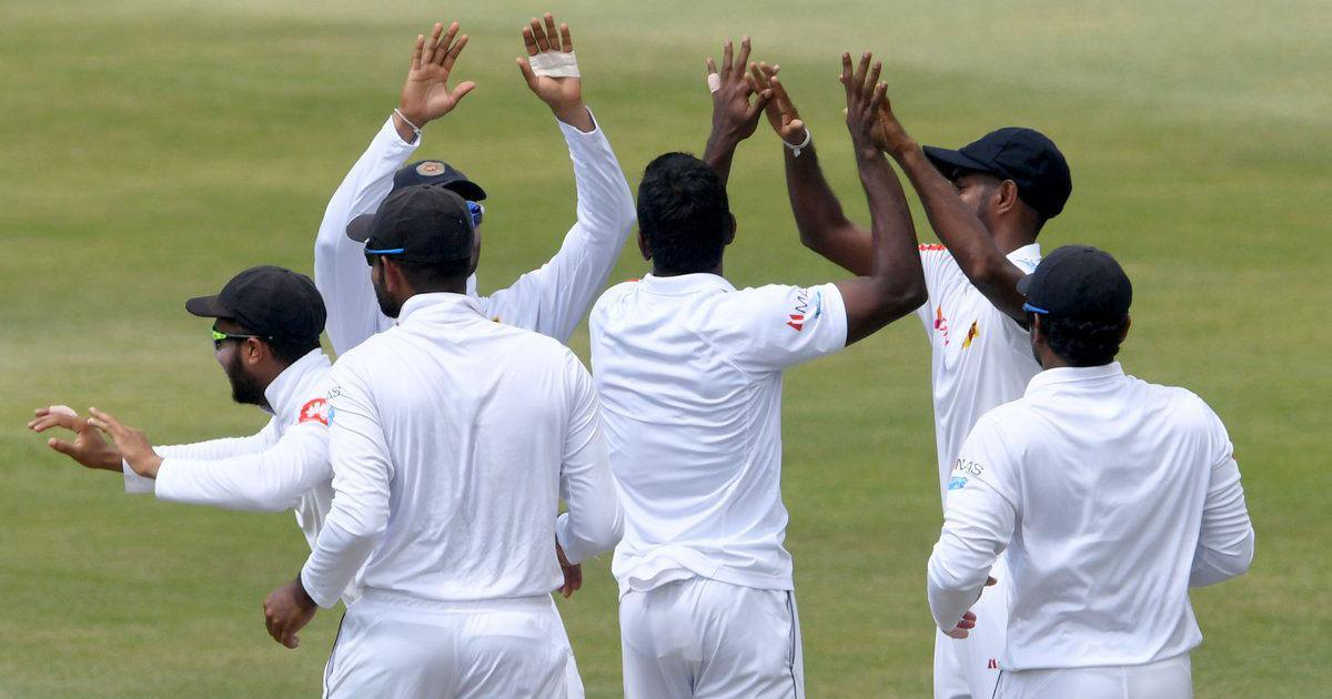 Vishwa Fernando picks up four wickets as Sri Lanka take day one honours against South Africa