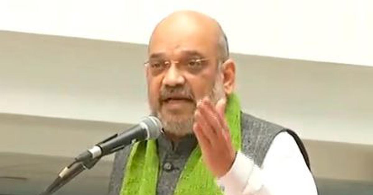 Amit Shah named ex-officio member of NITI Aayog as Centre reconstitutes think tank