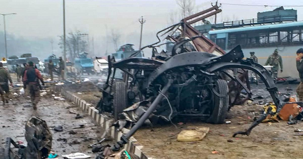 Kashmir: At least 37 CRPF men killed in attack in Pulwama, Jaish-e-Mohammed claims responsibility