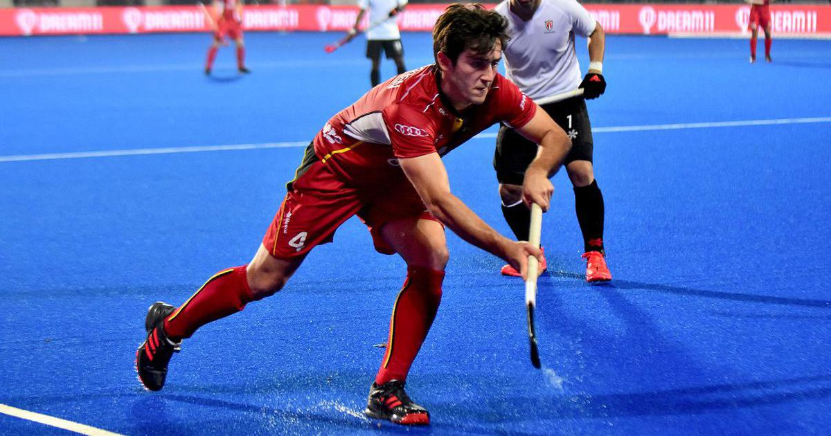 Hockey: Arthur van Doren named FIH player of the year, world champions Belgium win four awards