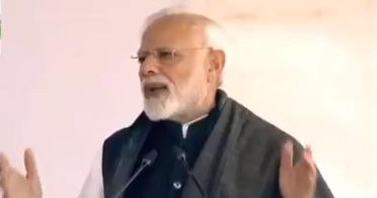 Pulwama attack: Security forces have been given free hand, Pakistan totally isolated, says PM Modi