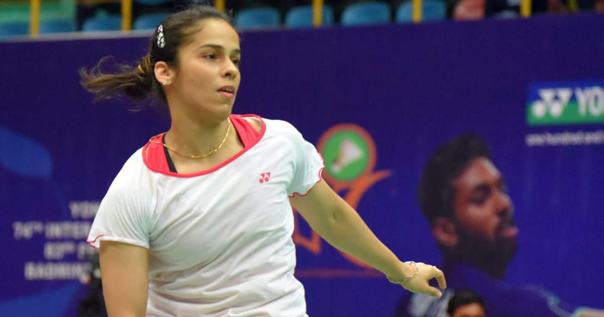 Saina Nehwal to be admitted to hospital after suffering from 'gastroenteritis'