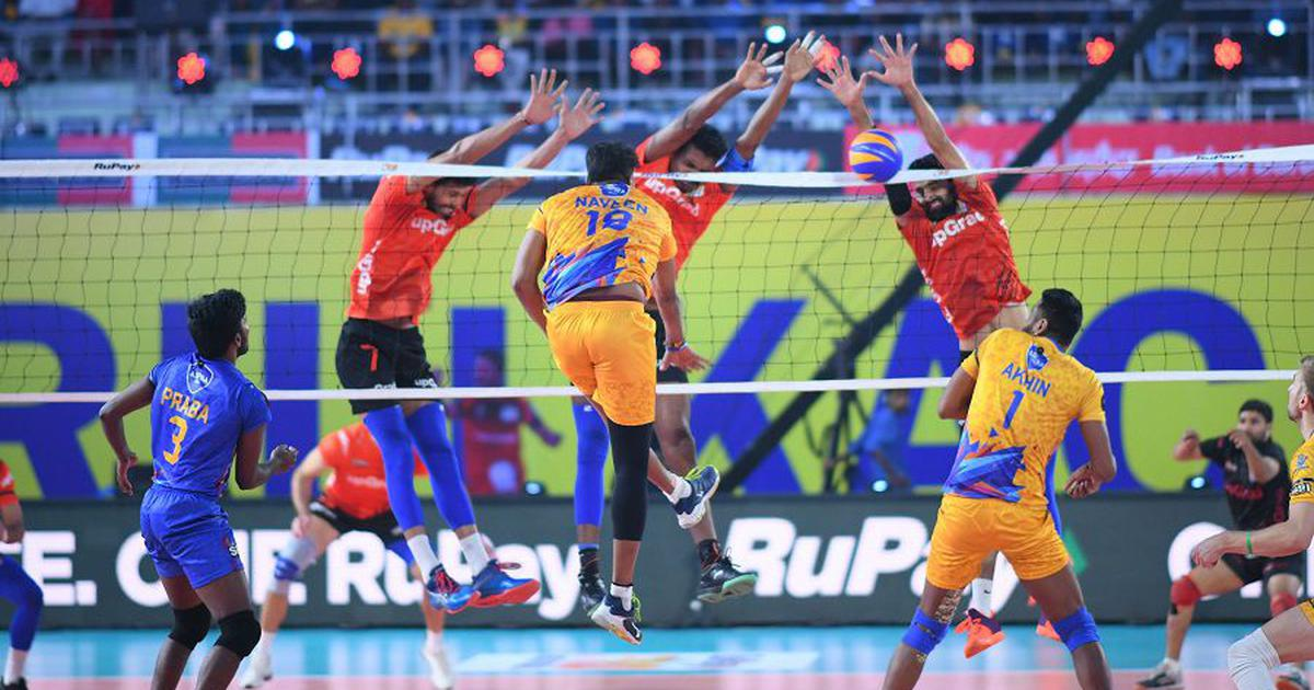 Second edition of Pro Volleyball League to begin from February 7, 2020