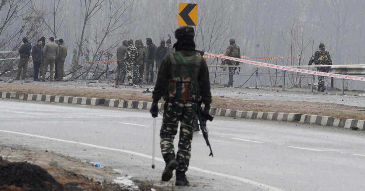 Pulwama: Shutdown in Valley against alleged attack on Kashmiris in other parts of India