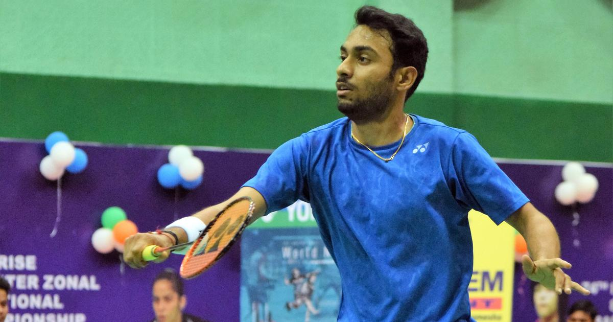 Badminton: Sourabh Verma wins Slovakia international title
