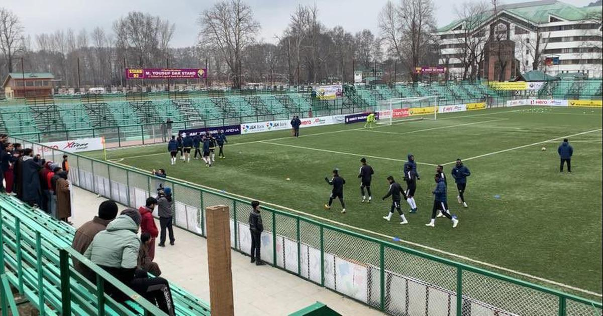 Pulwama attack: No I-League match between Real Kashmir and Minerva Punjab in Srinagar on Monday