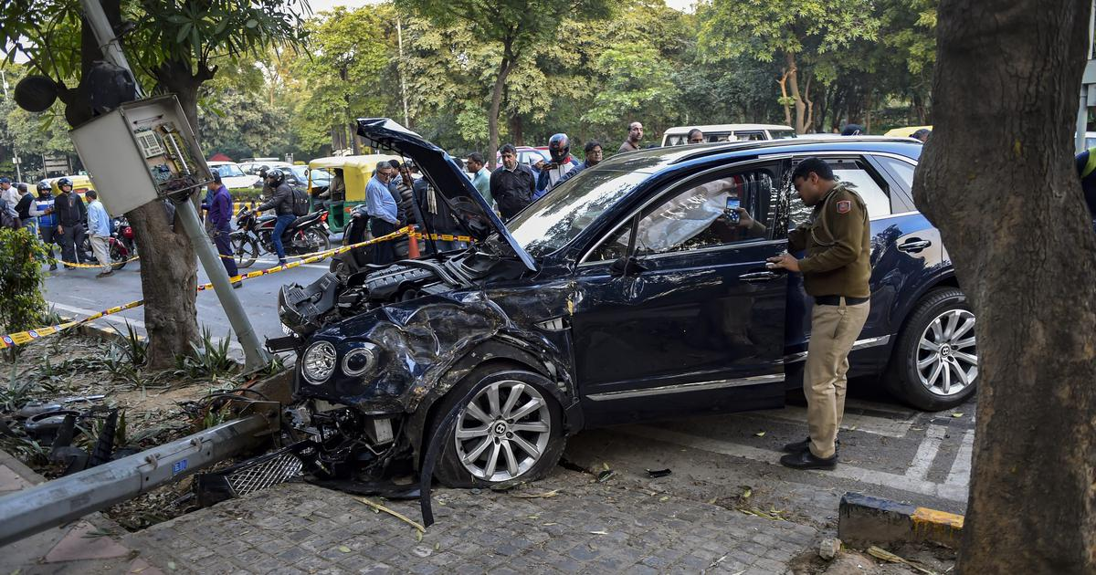 Delhi: One killed as car driven by liquor baron Ponty Chadha's nephew hits autorickshaw, say reports