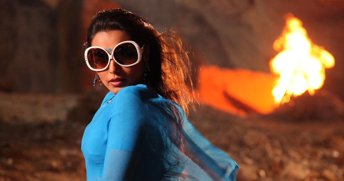 The funny afterlife of the 'Mr India' song with Sridevi in a blue sari