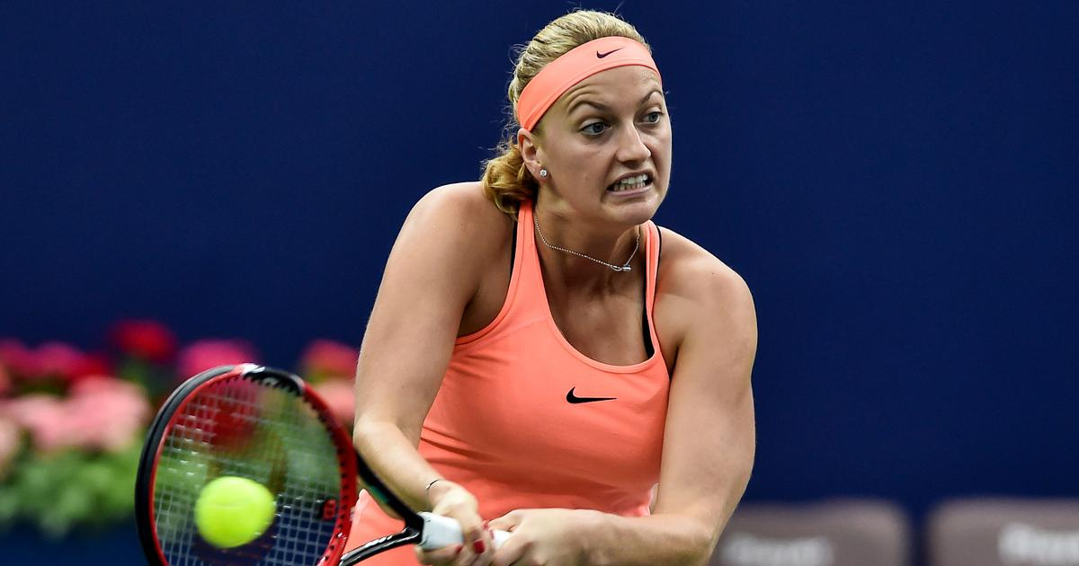 Tennis: Kvitova, Pliskova to lead teams in charity tournament with spectators in Czech Republic