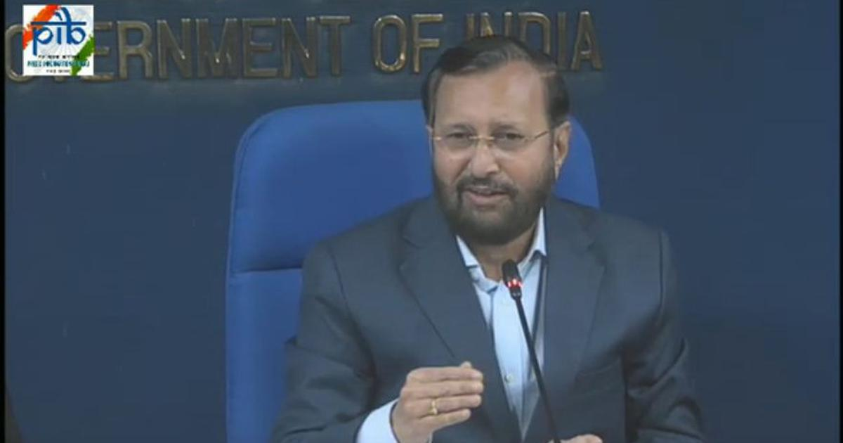 'No harassment of Kashmiri students, we're in touch with colleges': Union minister Prakash Javadekar