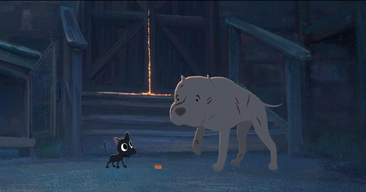 Watch: Pixar's short film 'Kitbull' shows that dogs and cats can be friends after all