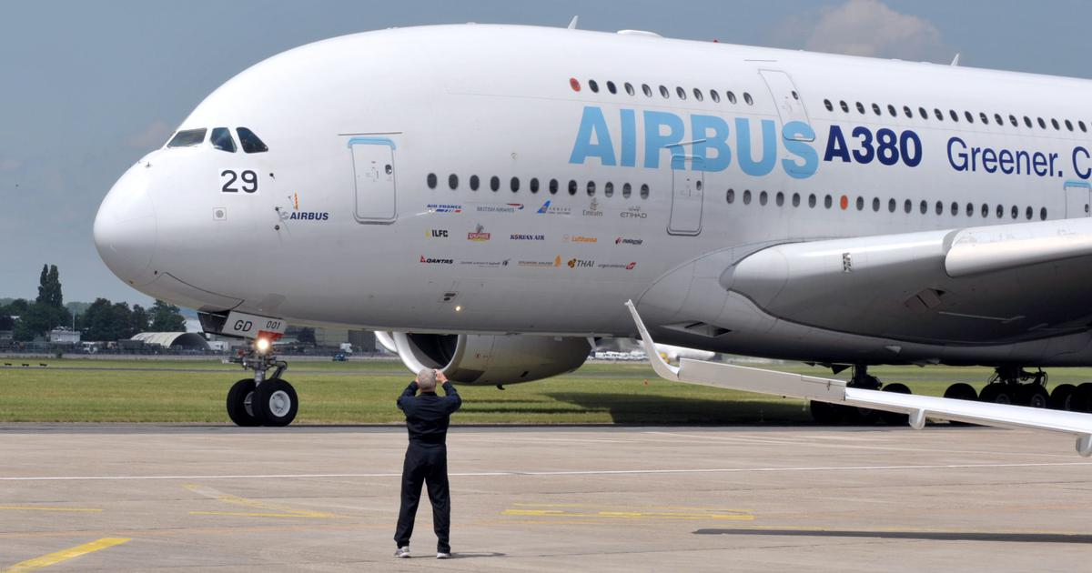 Turbulent ride: How the Airbus A380 went from a high-tech marvel to a commercial flop