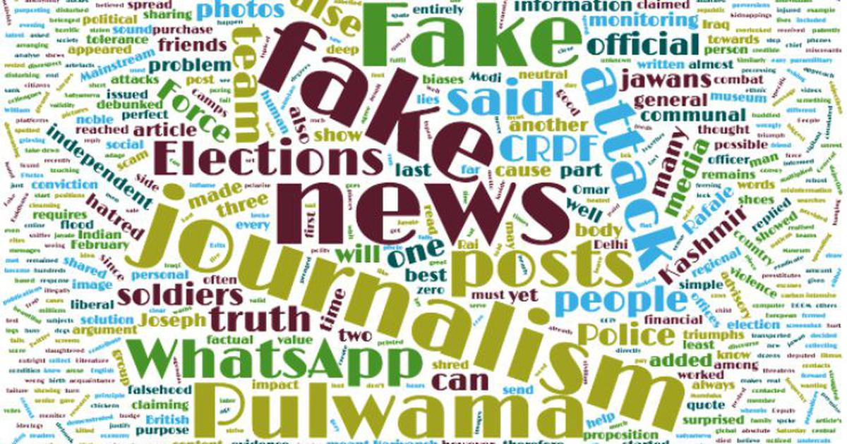 Fake news: Battle against false information requires independent publications, vigilant citizens