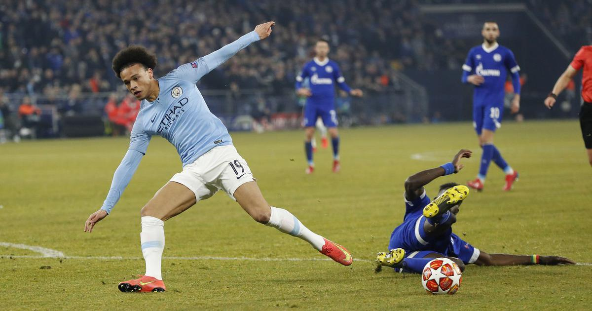 VAR controversy, Sane's equaliser and late drama: Talking points from Manchester City vs Schalke