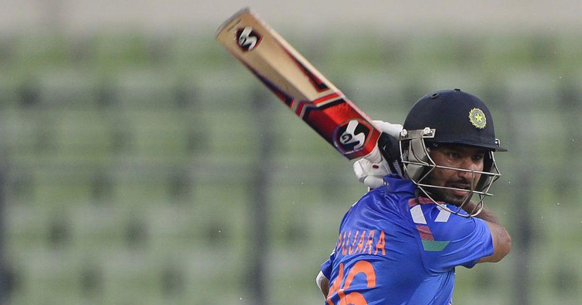 Syed Mushtaq Ali T20: Saurashtra lose against Railways despite 61-ball 100 by Cheteshwar Pujara