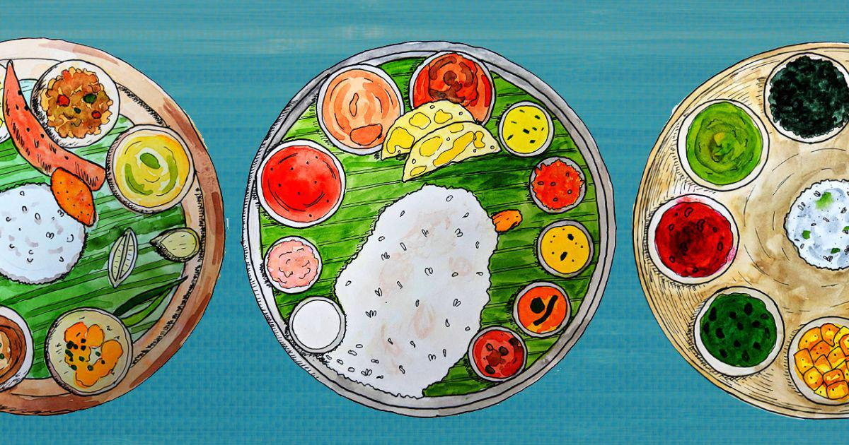 Culture on a plate: These thalis offer a small glimpse of India's culinary diversity