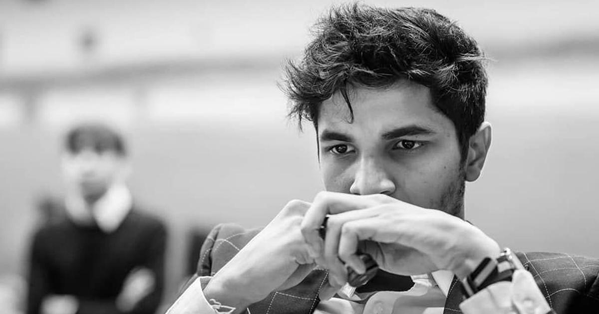 Chess: Vidit Gujrathi suffers loss in round eight but maintains lead at Prague Masters