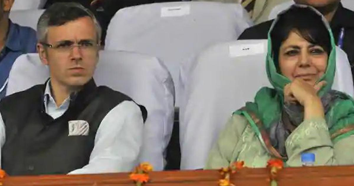 Omar Abdullah, Mehbooba Mufti say India-Saudi statement resonates with their message against war