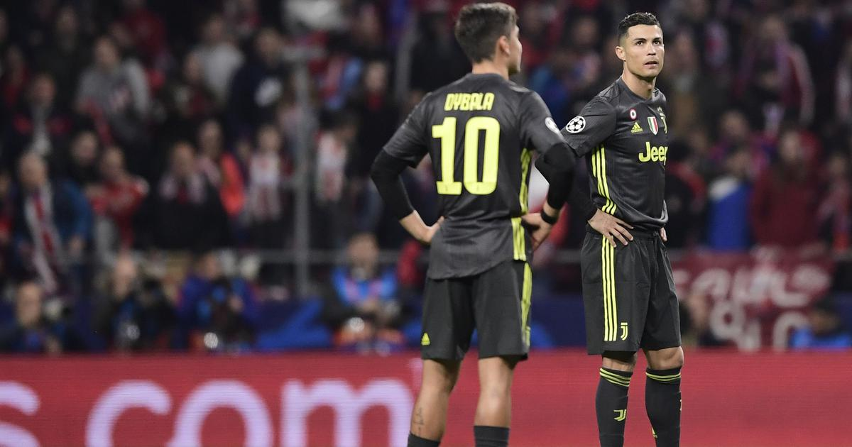 c74102af5 Champions League: Juventus and Cristiano Ronaldo defiant after 2-0 loss to  Atletico Madrid
