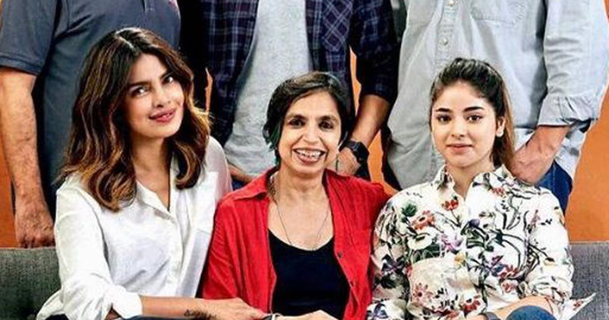 Priyanka Chopra-starrer 'The Sky Is Pink' sets October release date