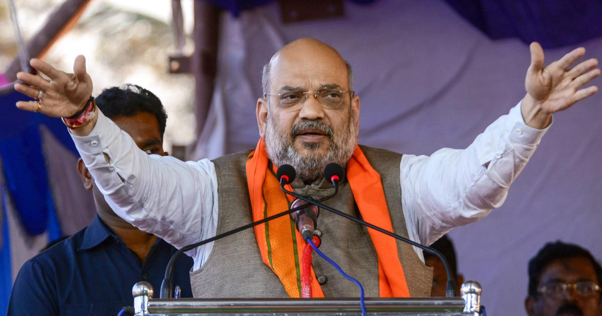 Lok Sabha polls: Amit Shah did not violate poll code in Bengal and Nagpur speeches, says EC